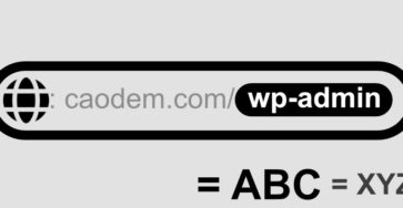 Thay đổi địa chỉ đăng nhập vào Admin của Wordpress caodem.com