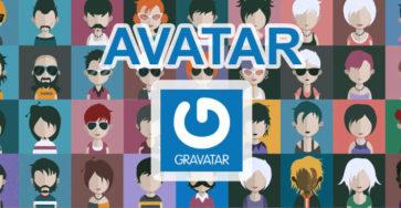 Cách tạo Avatar từ Gravatar để bình luận trên web caodem.com