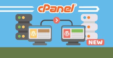 Cách chuyển website sang hosting mới trên Cpanel caodem.com