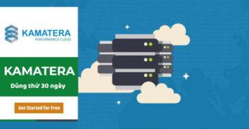 Kamatera khuyến mãi dùng thử VPS 30 ngày caodem.com