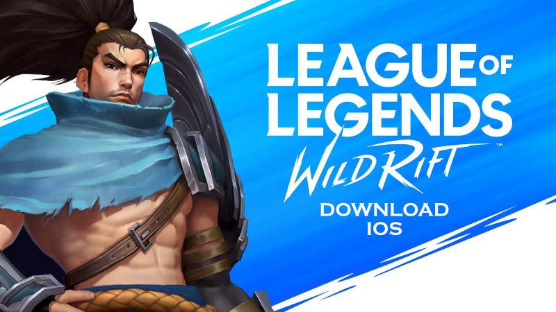 Cách tải Wild Rift Liên minh tốc chiến và tạo tài khoản để chơi trên Ios