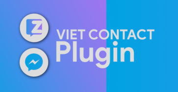 Plugin tạo nút liên hệ cực đẹp cho website của bạn