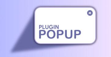 Plugin tạo Popup thông báo cho trang web cực kỳ nhẹ nhàng và hiện đại