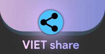 Plugin Viet share chia sẻ bài viết lên mạng xã hội
