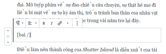 Chia sẻ Shortcode hiển thị bài viết liên quan trong WordPress