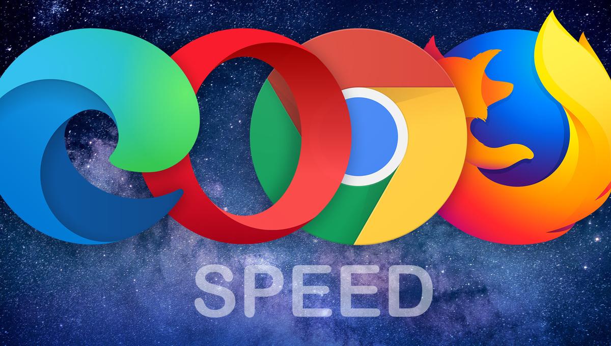 Kiểm tra tốc độ duyệt web của Chrome, Firefox, Edge, Opera