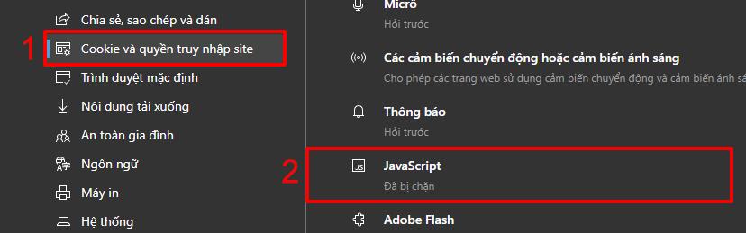 Cách copy nội dung ở những trang web chặn click chuột phải