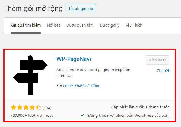 Tạo trang quản lý bài viết WordPress